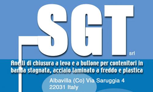 SGT srl - Albavilla (CO)